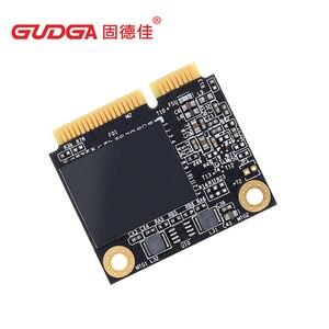 GUDGA SSD mSATA Halbe Größe SSD 128GB 256GB 512GB HDD SATA 3,0 III Für Tablet PC Laptop festplatte disk mSATA ssd halbe größe