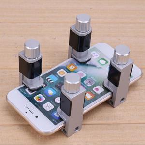 Image 5 - 4 Pieces / Set of Mobile Phone Repair Kit for Telephone Repair Adjustable Plastic Clip Fixture LCD Screen Clip Tool Kit