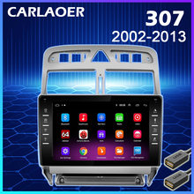 Автомагнитола на Android с Gps-навигацией для Peugeot 307, 307CC, 307SW, 2004-2013, мультимедийная стереосистема с Wi-Fi, видео, 2 DIN, Авторадио
