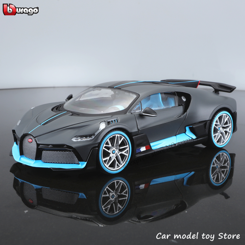 maisto 1 24 bugatti chiron divo simulacao liga modelo de carro artesanato decoracao colecao brinquedo ferramentas