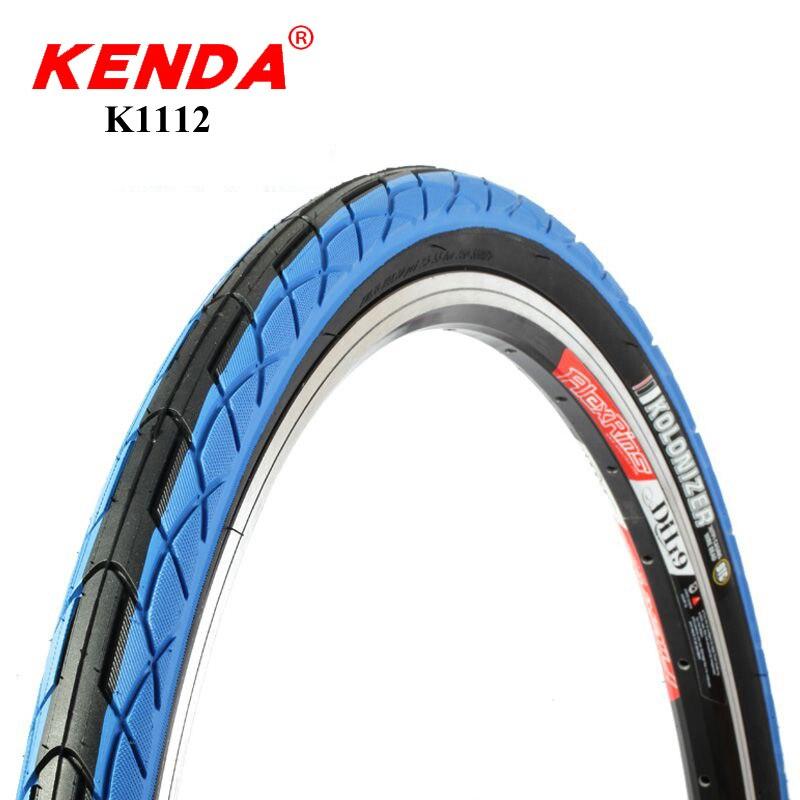 KENDA 1Pcs K191 Multi-color Tyre 700*23C Commuter//Urban//Hybrid Bicycle Bike Tire
