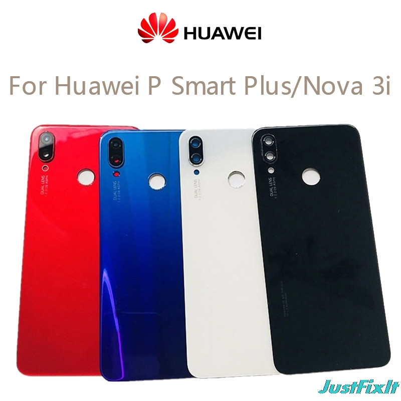Huawei Housing-Case-Panel Battery-Cover 3i Back Glass Original for Nova Rear Door title=