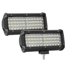 цена на 1 Or 2PCS 7 40LED 120W Work Light Flood Beam Square LED Light Bar Fog Lamp ATV Driving ATV SUV Offroad Truck 10-30V