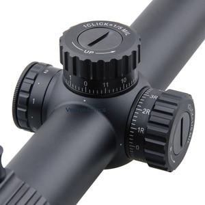 Image 4 - متجه البصريات الثور 1 6x24 FFP الصيد Riflescope التكتيكية نطاق بصري 1/5 ميل 6 مستويات الأحمر BDC ل CQB AR .223 .308win الفجر