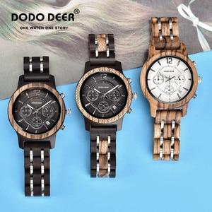 DODO DEER Wooden Wristwatch fo