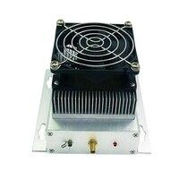 433MHZ 400 470MHZ UHF 50W UHF RF Radio Power Amplifier AMP DMR + Heatsink + Fan