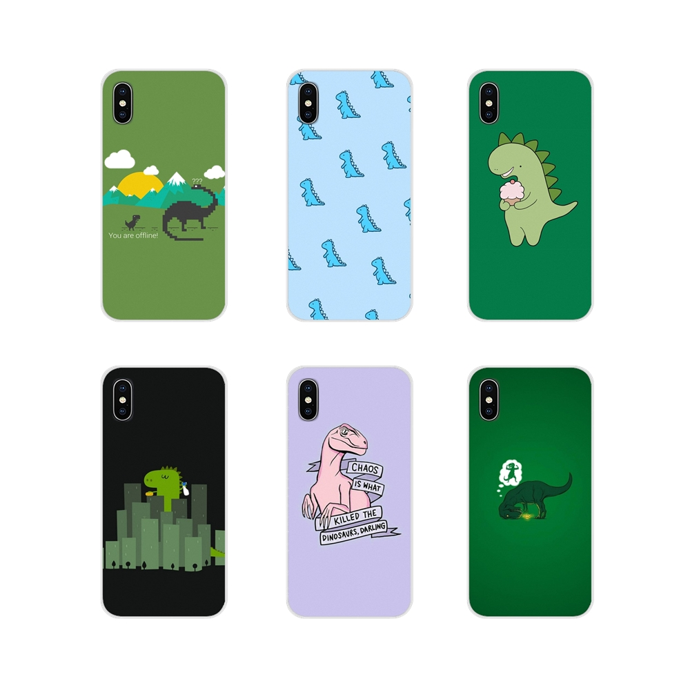 For Oneplus 3T 5T 6T <font><b>Nokia</b></font> 2 3 5 6 8 9 <font><b>230</b></font> 3310 2.1 3.1 5.1 7 Plus 2017 2018 Accessories Phone Shell <font><b>Covers</b></font> Animal Dinosaur image