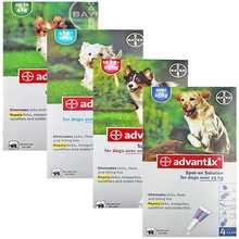 K9 advantix от блох клещей и противомоскитная профилактика 4
