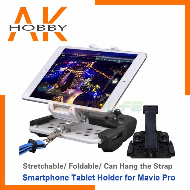 Remote Controller 5 5in Smartphone 7 9in 9 7in Tablet Support Holder Monitor Clip for SPARK Mavic 2 Pro MAVIC MINI AIR 2 Drone