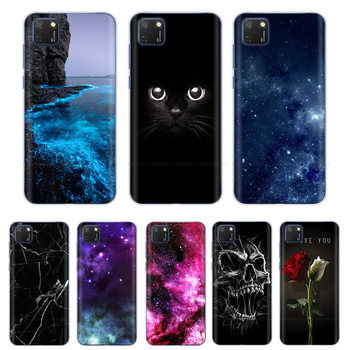 For Huawei Honor 9S Case Coque Soft Silicone Back Cover on For Honor 9s Honor9s 9 S Bumper DUA-LX9 Clear TPU Phone Case Fundas marble flower letter phone case for huawei honor 9 lite soft tpu back cover for huawei honor 9 silicone cases coque shell