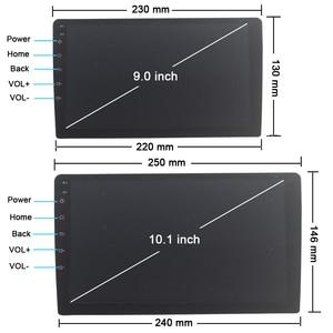 Image 5 - Автомагнитола HACTIVOL, 2 + 32 ГБ, Android 9,1, 4G, для 9/10,1 дюймов, Универсальный сменный автомобильный dvd плеер, gps навигатор, 2 din, автомобильный аксессуар