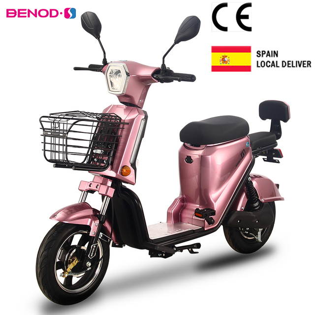 Electric Motorcycle Lithium Battery High-Endurance Moto Electrica High-Speed Electric Motorcycle Scooter Motor Moped Ebike 1