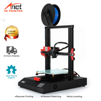 Anet ET4 ET4X FDM 3D Printer Kit DIY High Precision Aluminum Alloy Frame Support Open Source Marlin