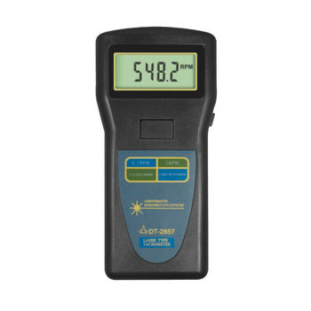 LANDTEK DT-2857 Professional Precision Laser Tachometer Used For Measure Rotative Velocity, Surface Speed, Steamer.
