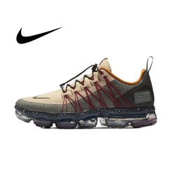 Оригинальные Nike Air Vapormax Run официальные мужские кроссовки для бега износостойкие удобные дышащие кроссовки AQ8810-200