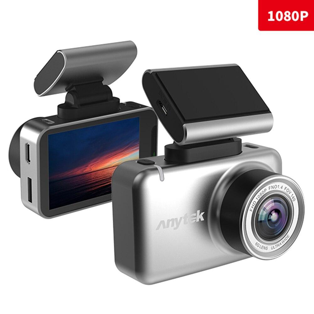 Full1080P caméra DVR pour voiture   Dashcam de 2,35po, double tableau de bord, caméra WDR grand Angle de 135 °, enregistreur vidéo de conduite, moniteur de stationnement, Vision nocturne