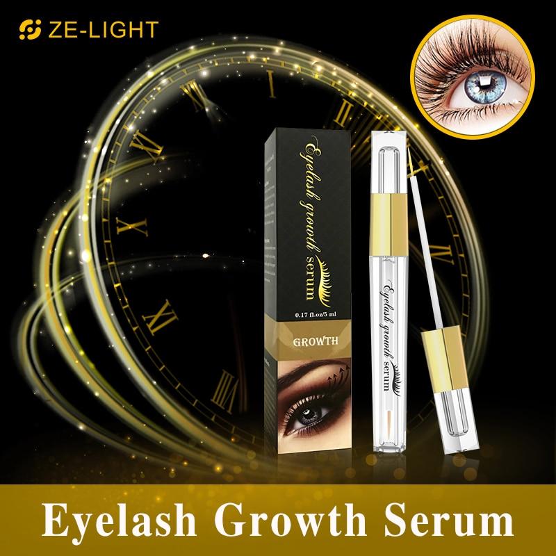 Makeup Mascara Cosmetics Eye Lash Lift Eyelashes Eyebrow Growth Serum 7 Days Enhancer Longer Fuller Thicker Lashes Lifting