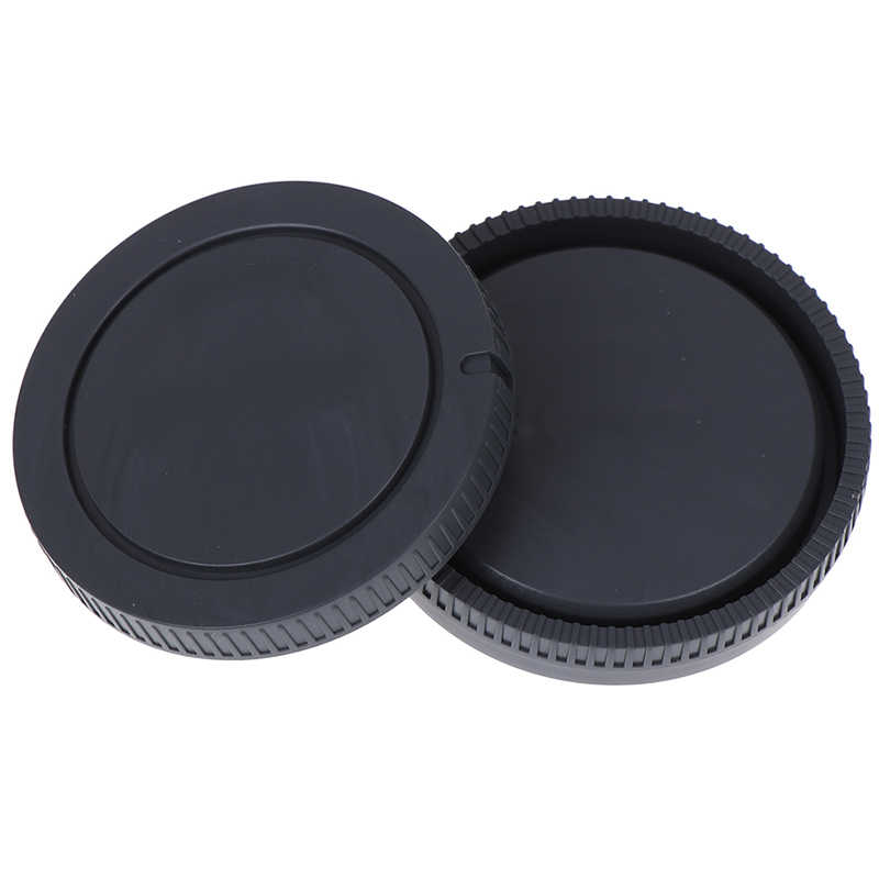 Camera Rear Lens Cap + Body Voor Cover Kit voor Sony E Mount NEX Nex-3 NEX-5/6/7 a7 A7r A7s A3000 A5000 a5100 A6000 a6300 a6500