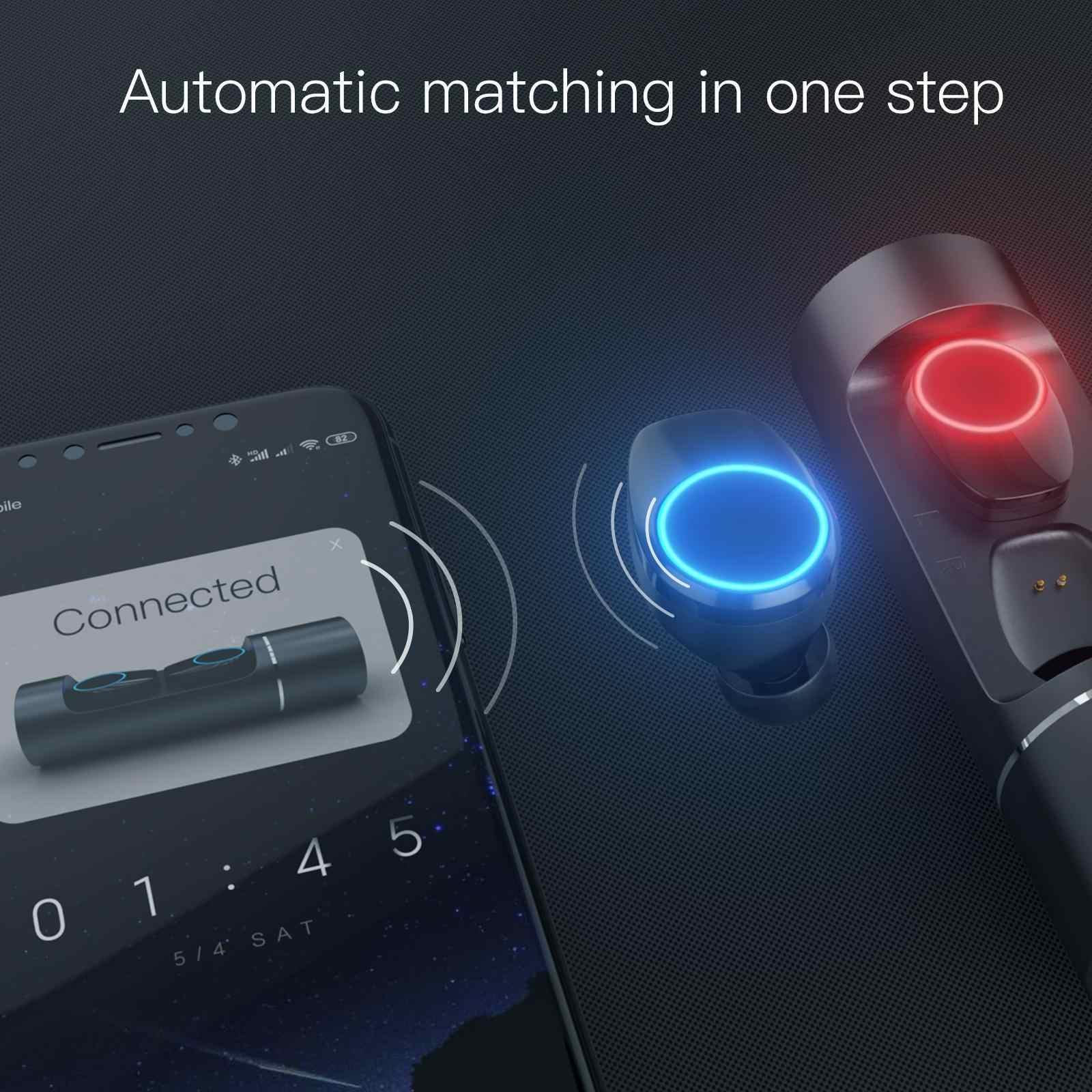 JAKCOM TWS inteligentny bezprzewodowy słuchawki jako słuchawki słuchawki w qs2 handphone airpro