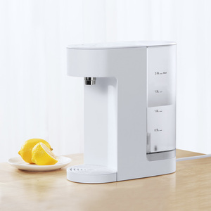Image 2 - Xiaomi Yunmi Water Dispenser Millet One Second Hot Water Bar Home Office Small Tea Bar Speed Hot Electric Kettle 2L