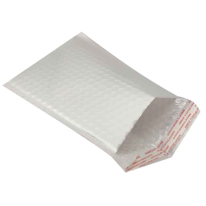 50/30/10/5 Pcs 200x250mm Matte White Bubble Film Foam Express Delivery Packaging Mailing Envelope Bag