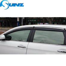 Window Visor for Honda CR-V 2012-2016 side window deflectors rain guards SUNZ