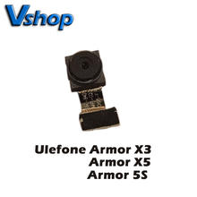 Ulefone Armor X3 Armor X5 Armor 5S Front Facing Camera Module Mobile Phone Replacement Parts