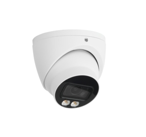 Image 2 - 2019 New Arriving AI IP Camera IPC T5442TM AS LED 4MP Full color Starlight+ WDR Turret AI Network Camera, free DHL shipping