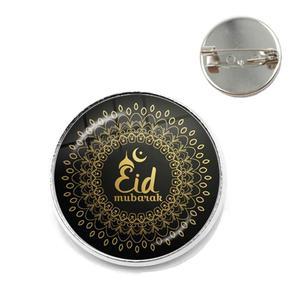 Image 4 - เก้าสิบเก้าชื่ออัลลอฮ์พระเจ้าอัลเลาะห์เข็มกลัดผู้หญิงผู้ชายเครื่องประดับตะวันออกกลาง/มุสลิม/อิสลามอาหรับAhmed Collar pins Badgeของขวัญ