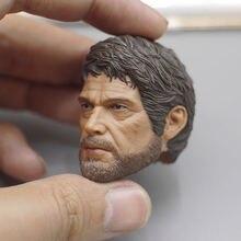 Мужская голова в наличии 1/6 фигурка последней коллекции США