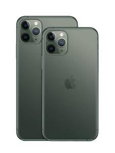 """Original New iPhone 11 Pro/Pro Max Triple Rear Camera 5.8/6.5"""" Super AMOLED Display A13"""