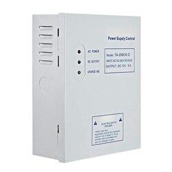 MOOL 208CK-D AC 110-240V DC 12V/5A System kontroli dostępu do drzwi przełączanie zasilania zasilanie UPS