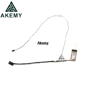 Akemy New Laptop Screen Video Cable For Asus ROG G752 G752V G752VW G752VS G752VL G752VT Lcd Lvds Cable 1422-02710AS 1422-026T0AS(China)