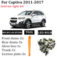 Chevrolet Lacetti Captiva 2.0D Economy Tuning Chip Box