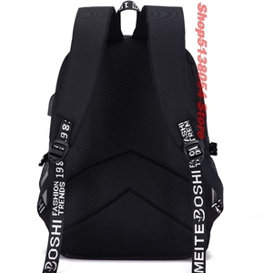 Image 3 - Roblox backpacks for school multifunction USB charging for Kids Boys Children teenagers Men School Bags travel Laptop mochilas