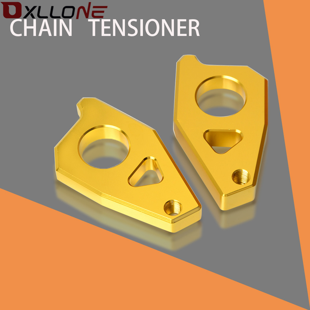Motorcycle Accessories Aluminum Chain Tensioner <font><b>Moto</b></font> For Yamaha <font><b>YZF</b></font> <font><b>R1</b></font> <font><b>2005</b></font> 2006 2007 2008 2009 2010 2011 2012 2013 2014 2015 image