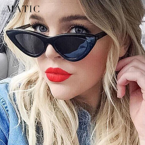 Women Sunglasses Triangle Cat