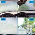 100 мл Анти-туман агент Водонепроницаемый непромокаемый анти туман спрей окна автомобиля стекло ванная комната очиститель автомобиля
