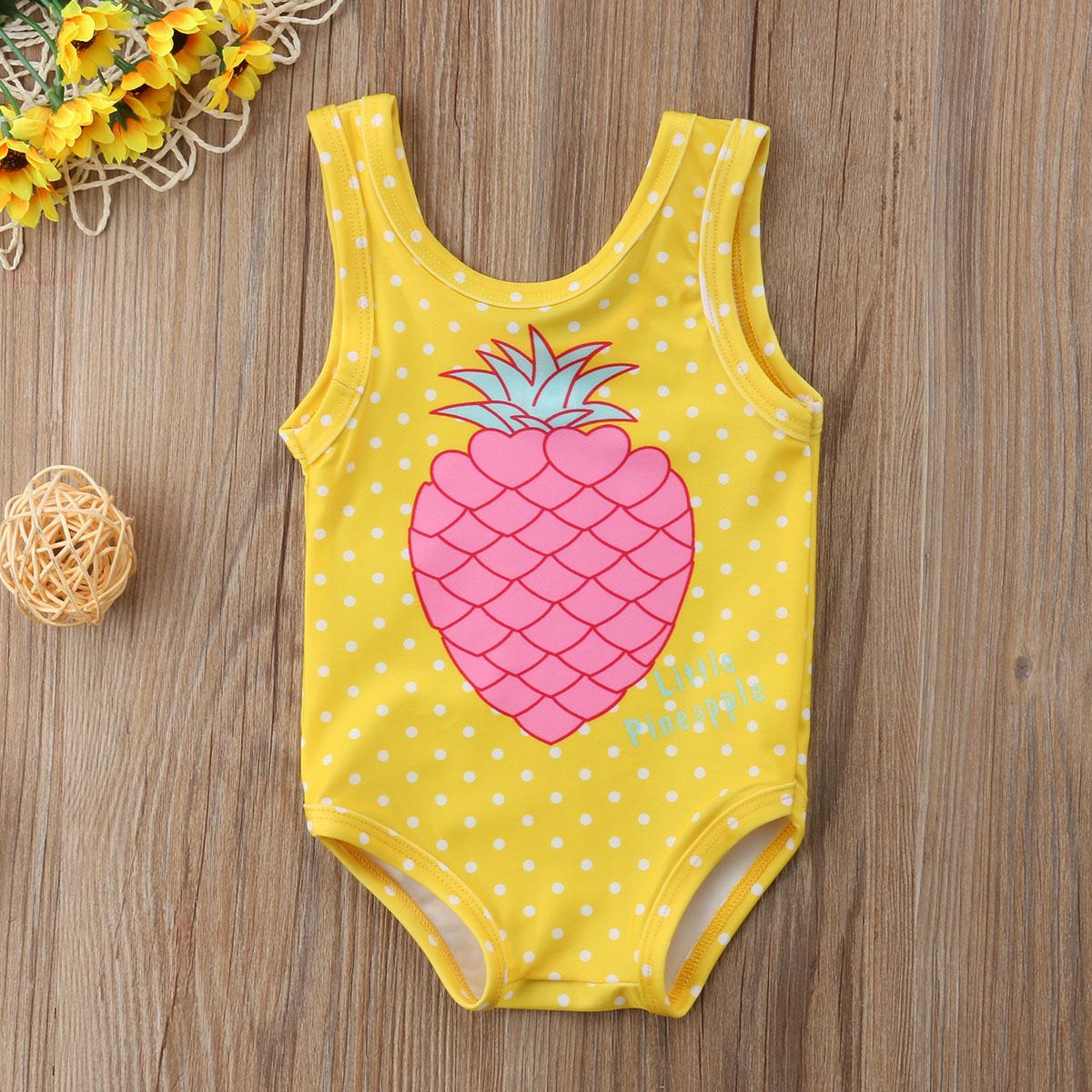 Hirigin Kids Baby Girls Floral Bikini One Piece Swimwear Swimsuit Bathing Suit Beachwear