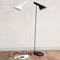 Nordic Arne Jacobsen Design AJ Led Boden Lampen Wohnzimmer Boden Lampe Schlafzimmer Nacht Lampe Stand Licht Luminaria