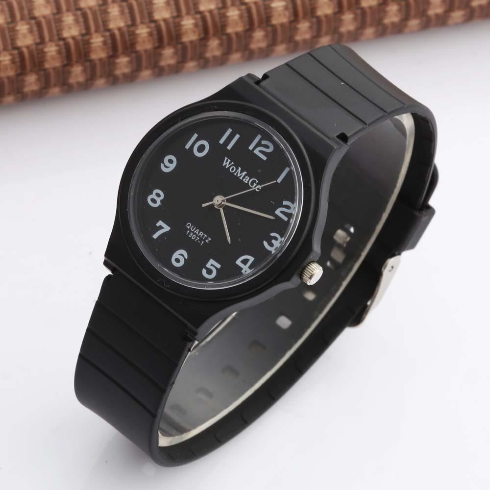 WOMAGE Watch Children Watches Kids Watches Fashion Sports Watches Boys Girls Quartz Wristwatches Montre Enfant Horloge Jongens