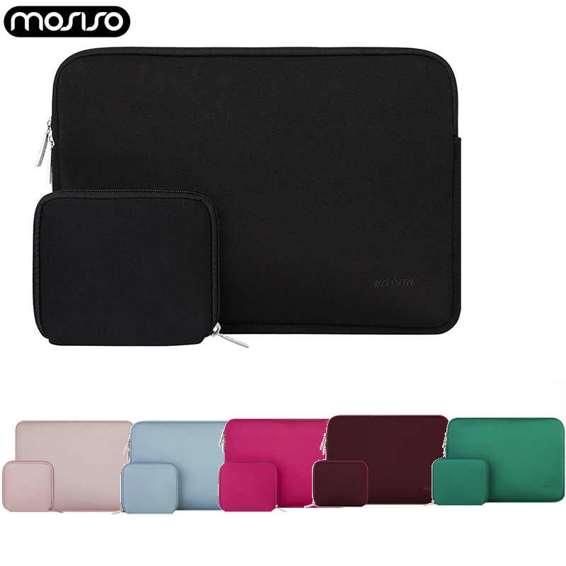 Mosiso 11.6 12 13 13.3 14 15.6 Waterdichte Laptop Bag Draagtas Voor Macbook Pro/Air/Asus/ neopreen Notebook Computer Sleeve Cover