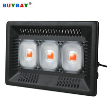 BUYBAY Led Grow Light Full Spectrum 100W 200W 300W IP67 COB Grow LED Flood light for Plant Indoor Outdoor Hydroponic Greenhouse(China)