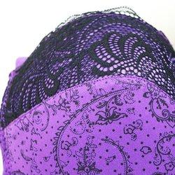 Комплект нижнего белья пуш-ап для женщин большой размер кружева на косточках наборы бюстгальтер + трусы сексуальное женское белье трусики ж... 6