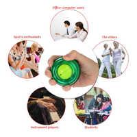 Многофункциональный светодиодный Гироскопический силовой мяч, мышцы рук, усилитель, практический тренажер для фитнеса