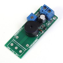 A7-12 V Sound Buzzer Module Alarm Tijd Relais Controle Module Verstelbare Reverse Gear Prompt Toon Signaal Piep Power prompt(China)