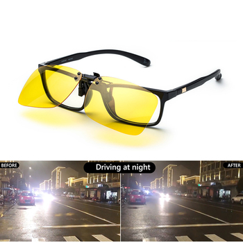 Car Sunglasses Night Vision Polarized Glasses Clip For BMW m3 m5 e46 e39 e36 e90 e60 f30 e30 e34 f10 e53 f20 e87 x3 x5 image