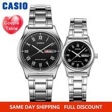 Часы casio Простые часы мужские лучшие марки роскошные кварцевые