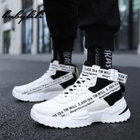 Men Fashion Platform Sneakers for Men Chunky Sneaker Shoes Causal Men Vulcanize Shoes Men's Sneakers Designer Sneakers Men