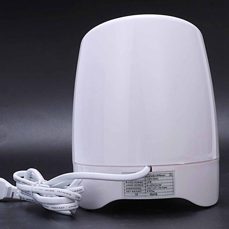 Home Und Büro Luft Reiniger Mit Aroma Diffusor, Ozon-generator Und Ionisator, GL-2100 CE ROHS EU Stecker